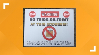 "georgia-sheriff-sued-over-""no-trick-or-treating""-warning-signs"